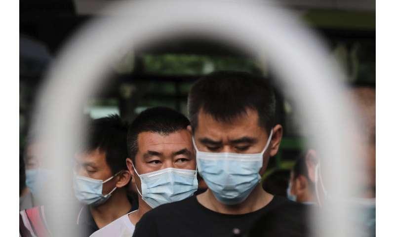 Surging US virus cases raise fear that progress is slipping