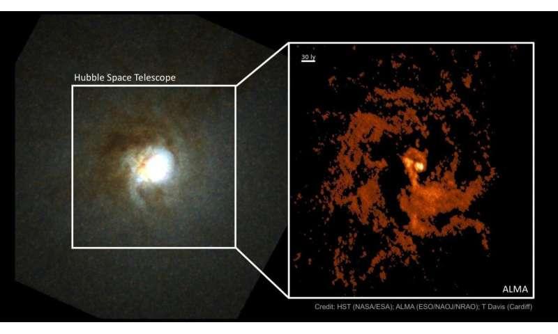 Percée dans le déchiffrement de la naissance des trous noirs supermassifs