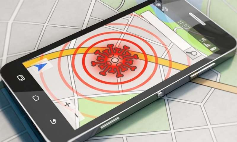New research shows tracing apps can save lives at all levels of uptake