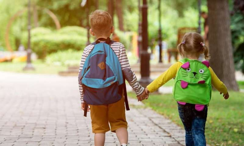 1 in 5 kids start school with health or emotional difficulties that challenge their learning