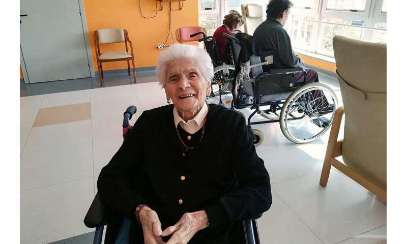 103-year-old Italian says 'courage, faith' helped beat virus