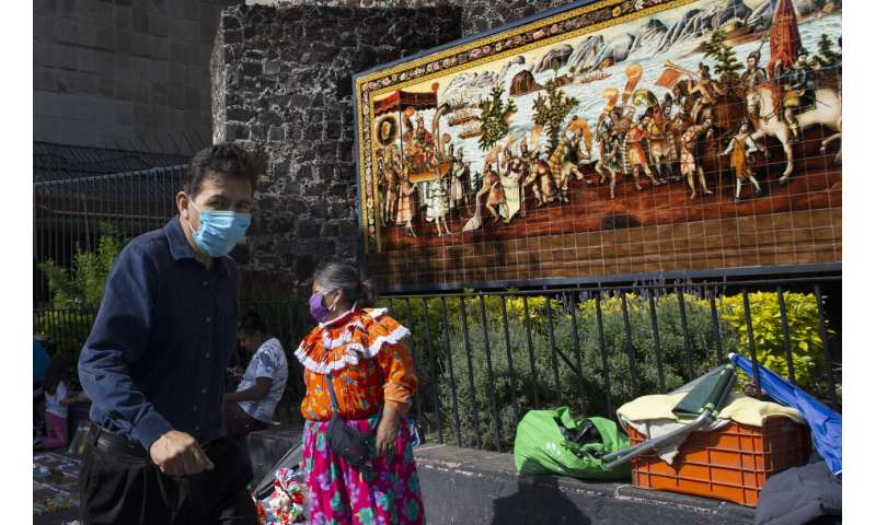 500 years ago, another epidemic swept Mexico: smallpox