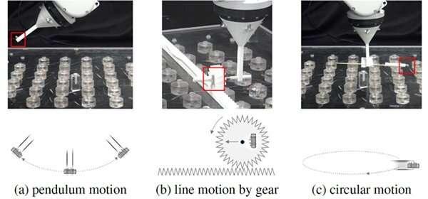 Pelacakan gerakan 3-D yang akurat dan efisien menggunakan pembelajaran yang mendalam