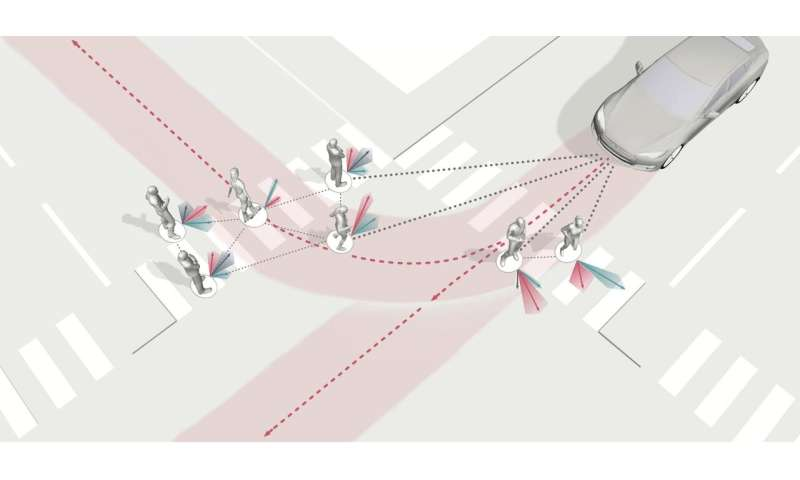 A framework to increase the safety of robots operating in crowded environments