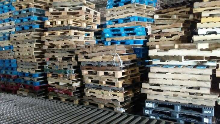 Wooden Pallets Are More Ecofriendly