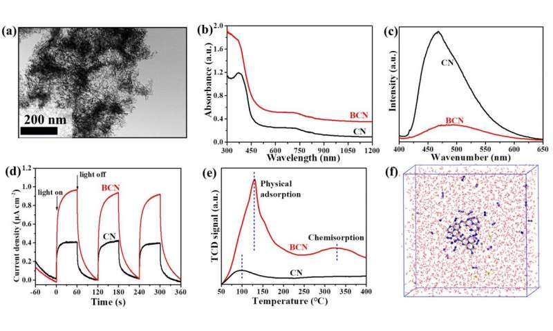 A New Strategy to Stabilize Carbon Nitride Photocatalyst for Nitrogen Reduction