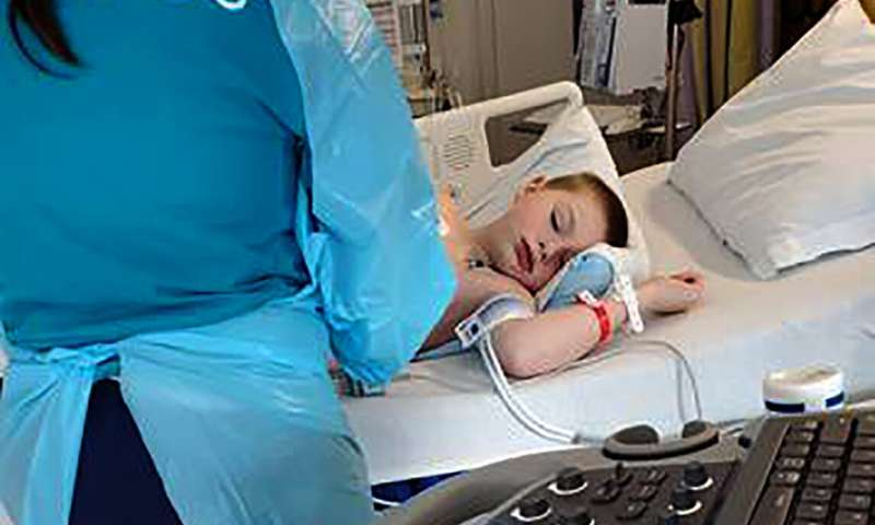 'A pretty scary thing': Kid illness tied to virus worries NY
