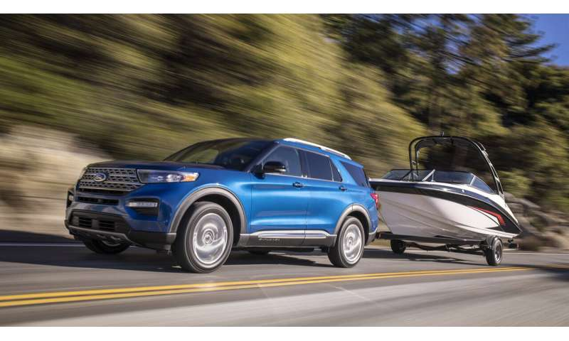 Best crossover SUVs for towing
