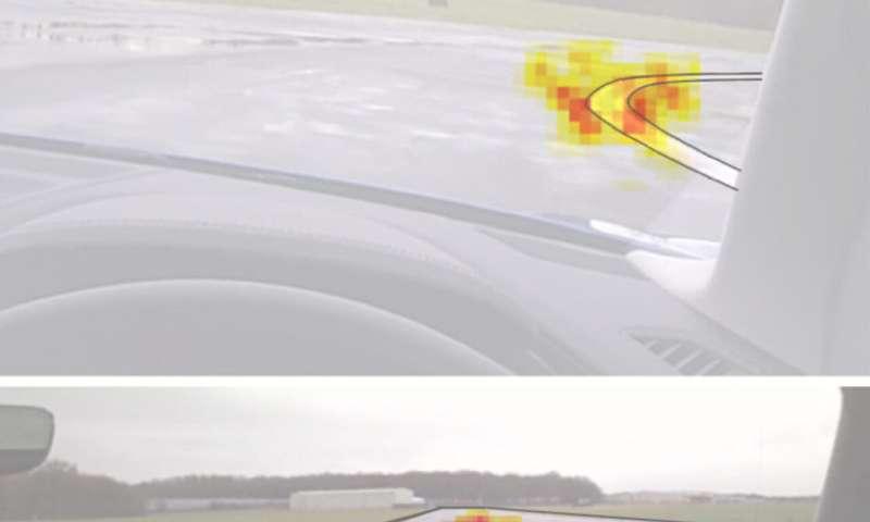 ***Brain waves of Formula E world champion measured on Top Gear race track