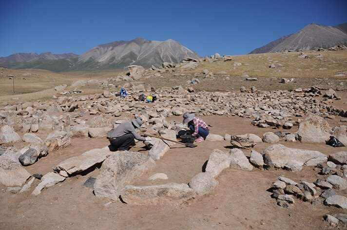 The Bronze Age travel route is revealed by pioneering research method
