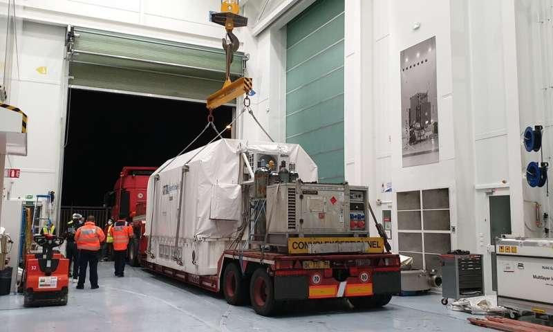 Building satellites amid COVID-19