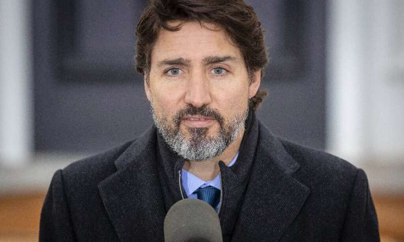 Canadian Prime Minister Justin Trudeau has pledged to beat his country's 2010 climate targets