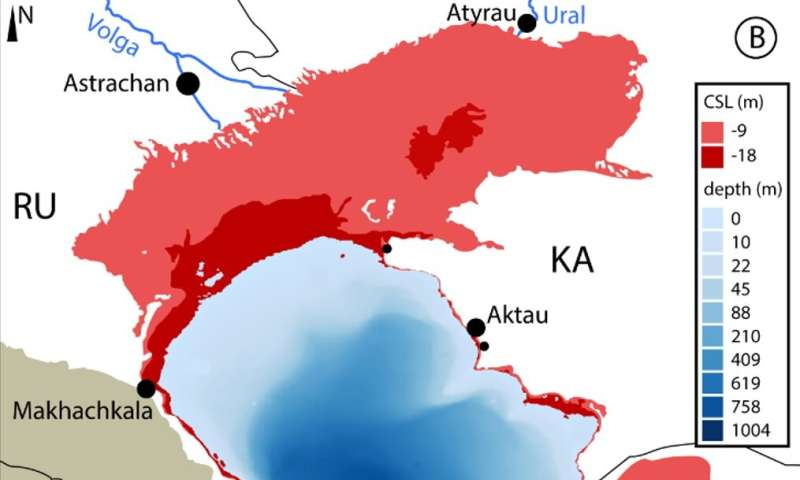 Caspian crisis: Sinking sea levels threaten biodiversity, economy and regional stability