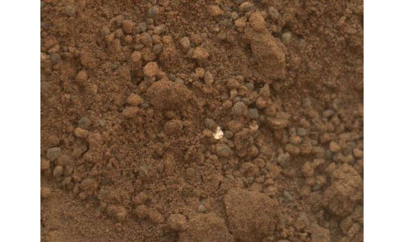 Choosing rocks on Mars to bring to Earth