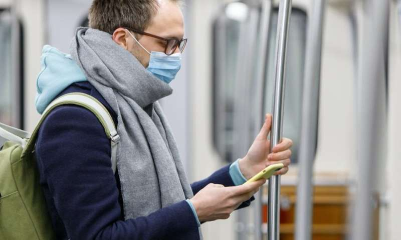 Coronavirus: location-tracking apps could stop the disease – here's how
