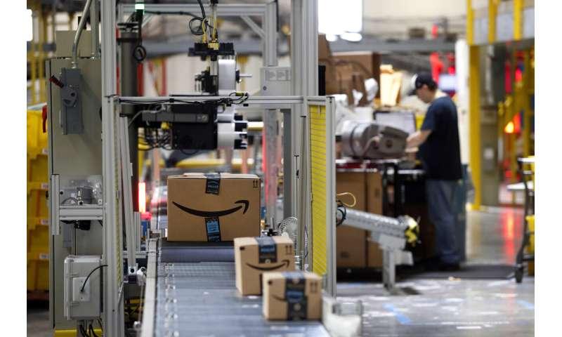 Despite green pledges, Amazon's carbon footprint grew 15%