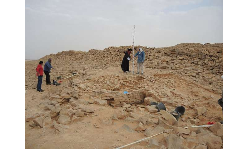 Discovering the prehistoric monuments of Arabia