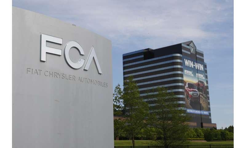 Fiat Chrysler posts smaller-than-expected loss despite virus