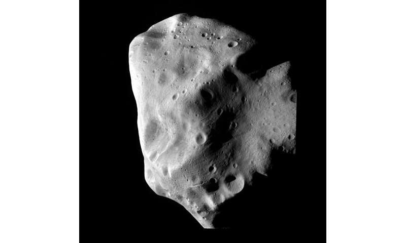 Gaia revolutionises asteroid tracking