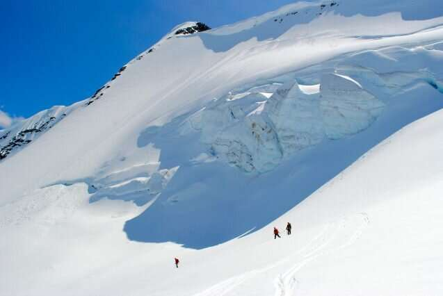 Glaciers in Canada found to be thicker than previously suggested