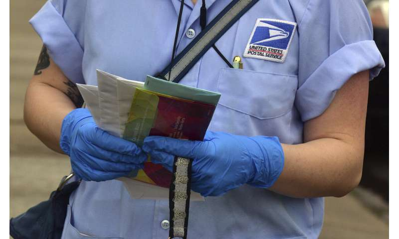Handling mail amid coronavirus: Low risk but wash your hands