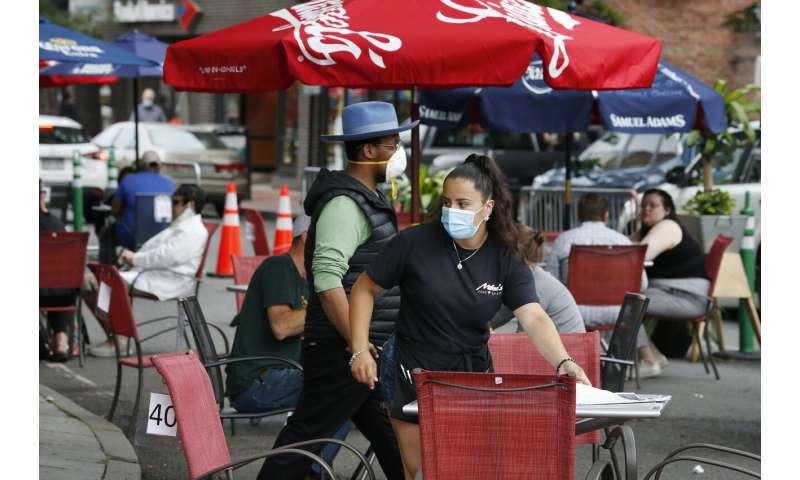 Hard-hit Massachusetts worries COVID-19 respite is fleeting
