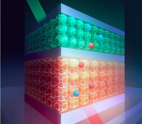 Highly efficient solution-processed upconversion photodetectors based on quantum dots