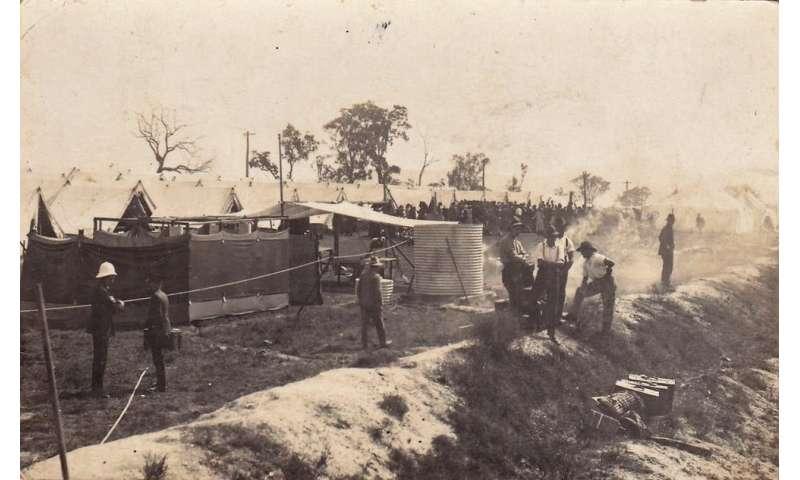 How Australia's past pandemics shape our COVID-19 response