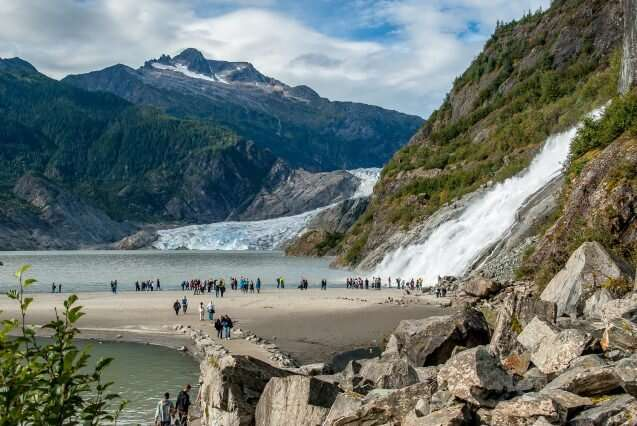 How Juneau, Alaska responds to yearly glacier floods