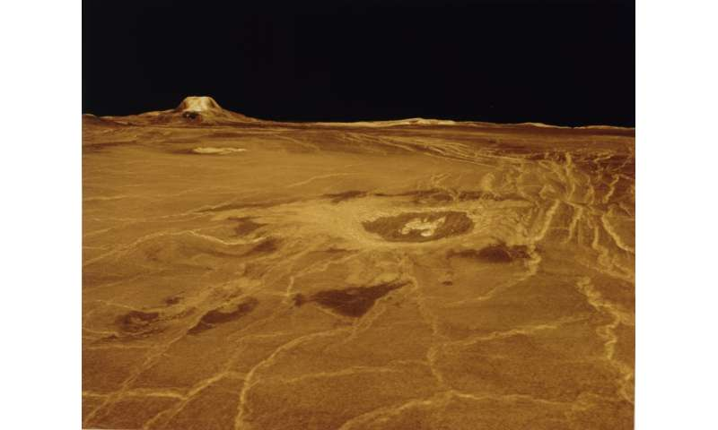 If there is life on Venus, how could it have got there? Origin of life experts explain