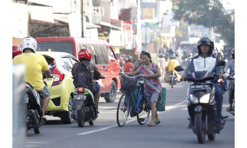 Improving access to cycling can benefit women in marginalised neighbourhoods
