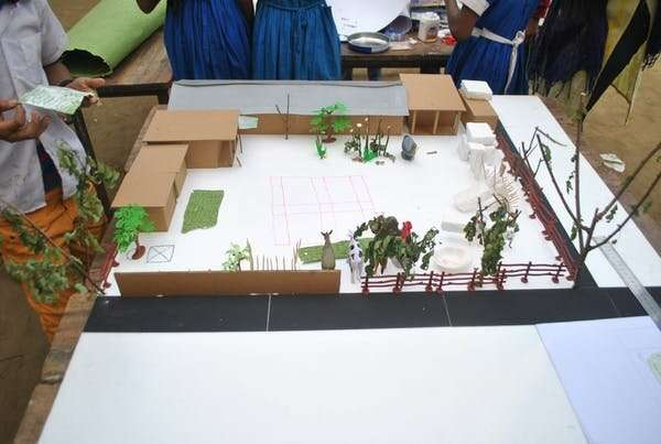 I redesigned a school playground for my PhD – and the children got better marks learning outside