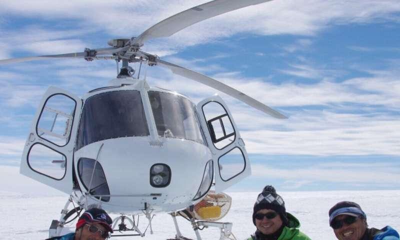 Japanese expedition identifies East Antarctic melting hotspot
