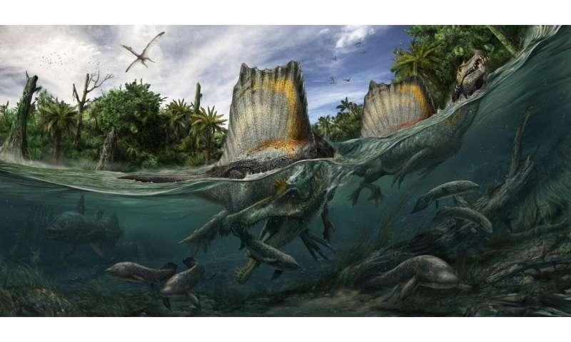 Jurassic Park in Eastern Morocco: Paleontology of the Kem Kem Group