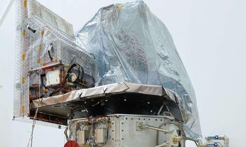 Landsat 9: the pieces come together