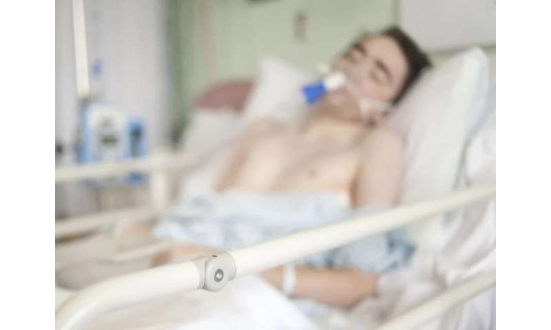 Mechanical ventilation needed by most COVID-19 patients in ICU