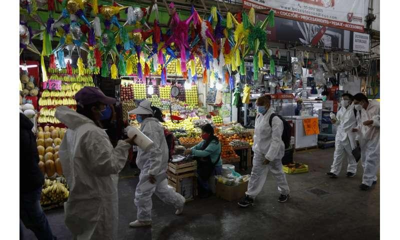 Mexico approves emergency use of Pfizer coronavirus vaccine