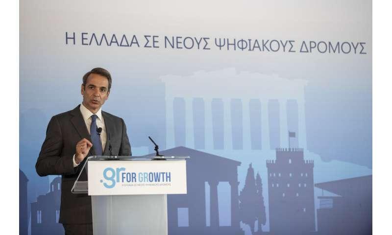 Microsoft plans $1 billion data center venture in Greece