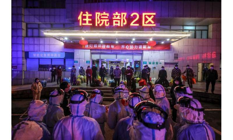 More than 90,000 people have been infected and 3,100 killed since the first cases were identified in China's Hubei province late