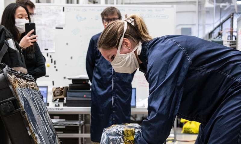 NASA develops COVID-19 prototype ventilator in 37 days