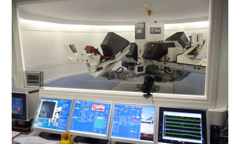 New adventures in beds and baths for spaceflight