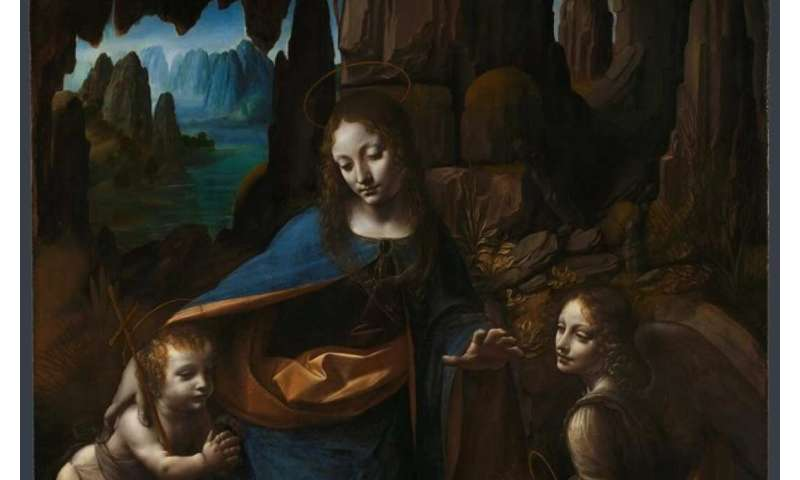 New algorithm helps uncover forgotten figures beneath Da Vinci painting