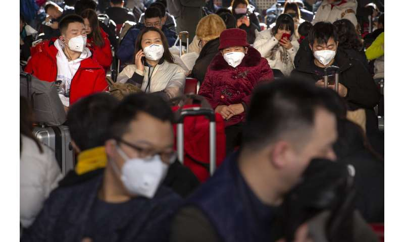 Other countries join China in responding to new coronavirus