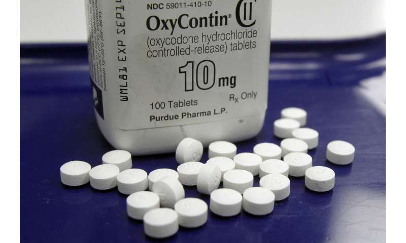 OxyContin maker Purdue Pharma starts ad campaign for claims