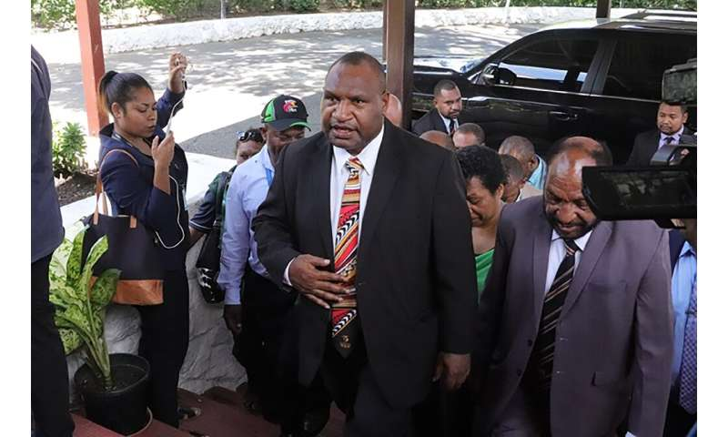 Papua New Guinea's Prime Minister James Marape has called for emergency World Health Organization help