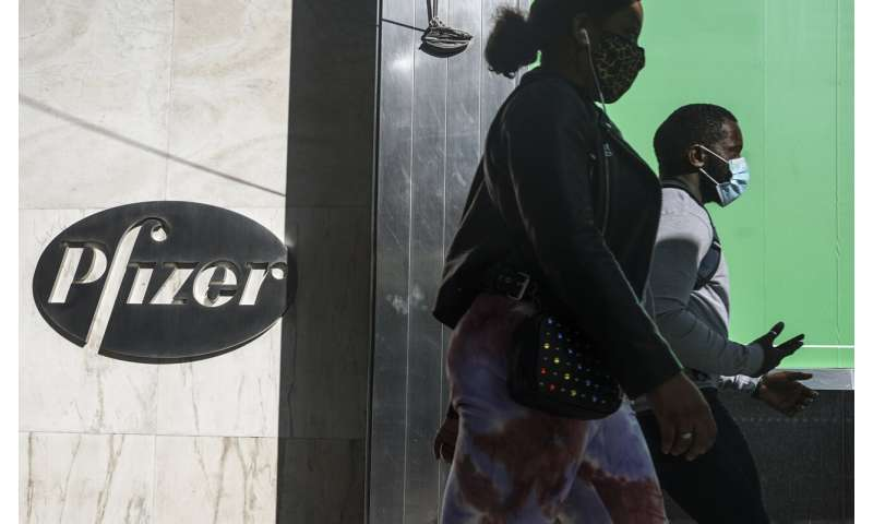 Pfizer seeking emergency use of its COVID-19 vaccine in US