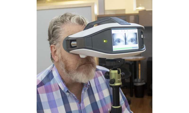 Portable device to monitor the blink reflex cleared by Food and Drug Administration