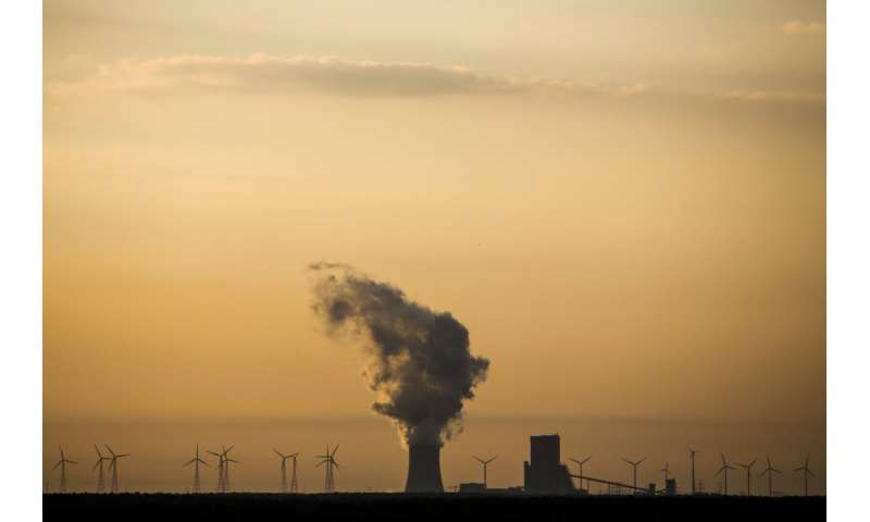 Rising carbon prices led to drop in German emissions in 2019