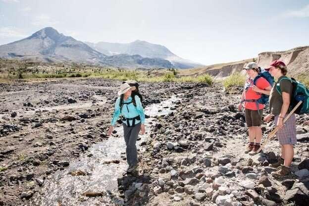 Scientists improve understanding of Mount St. Helens eruption recovery