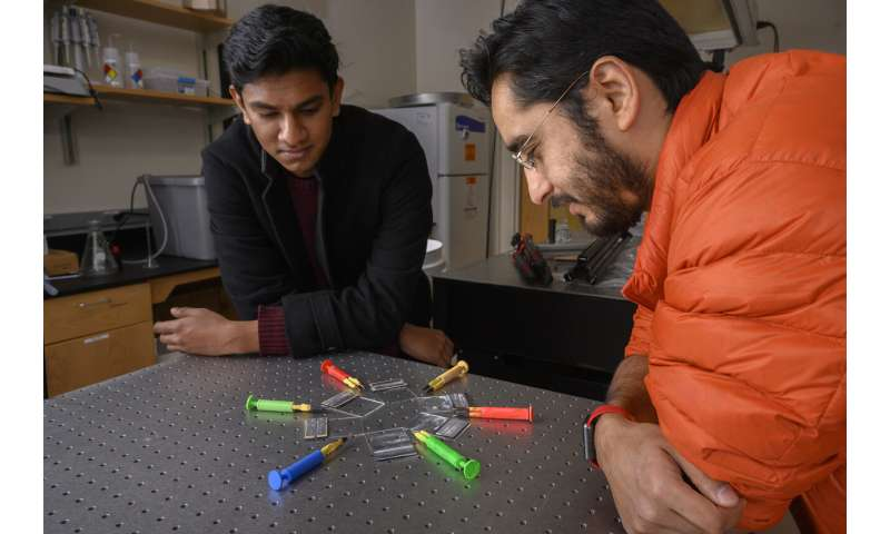 Scientists transform a BBQ lighter into a high-tech lab device